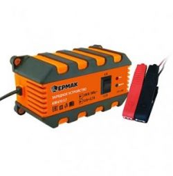 Charging pulse machine, 2.7A, 6V / 12V ERMAK