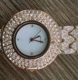 New watch with rhinestones