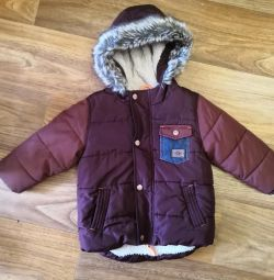 Insulated jacket f. Next, 12-18 months