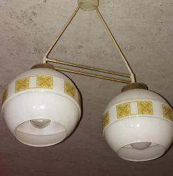 πολυελαίους της ΕΣΣΔ. φωτιστικά οροφής