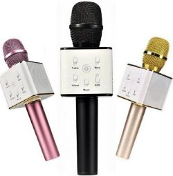 Q7 Wireless Karaoke Microphone
