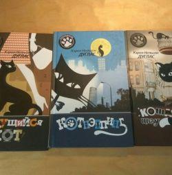 Cat Detective Books