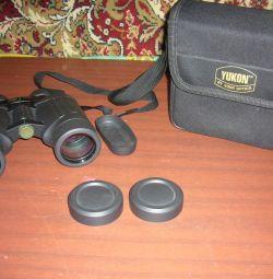 Powerful Yukon binoculars 30 x 50