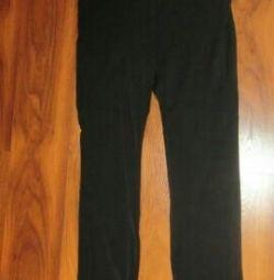 Siyah klasik pantolon