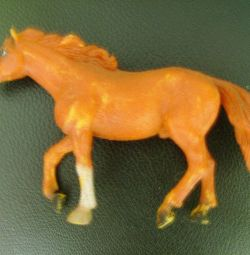 "Vând o jucărie retro - ""HORSE"", din URSS."