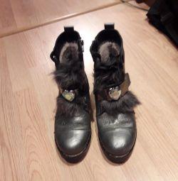 Παπούτσια από φυσικό δέρμα Τουρκία σελ. 36