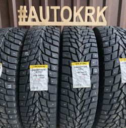 Winter tires R16 215 70 Dunlop