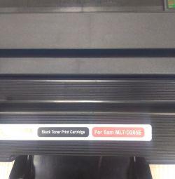 I will sell Samsung MLT-D205E toner cartridge