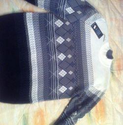 Новый свитер 50 р-р