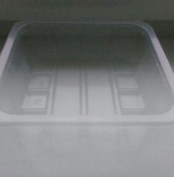 The container for seedling, plastic