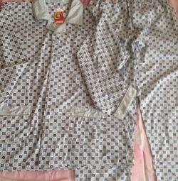 Pijamale pentru bărbați XXXL.