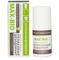 Deodorant MAX-BIO Protecție și prospețime