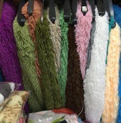 Fluffy blankets