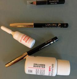 Νέα Lancôme, μαύρο μολύβι Clarins