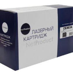 NetProduct Cartridge (N-CE400X) for HP LJ