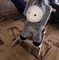 Donkey - wheelchair