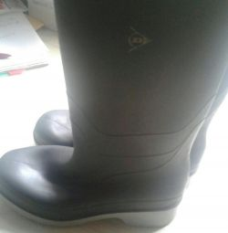 Rubber boots 37р