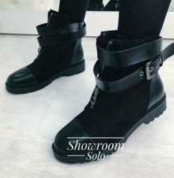 Boots Autumn New