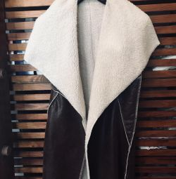 Mega steep waistcoat (cape)