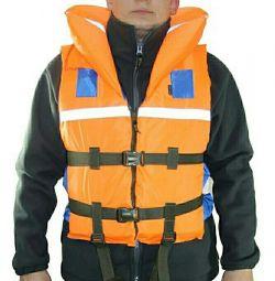 Спасательный жилет для лодок и яхт до 120кг