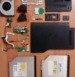 Laptop Asus N61VG Parts