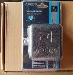 New padlocks APECS