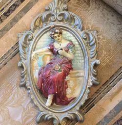 Εικόνα Pan 3 D Κορίτσι με ένα βιβλίο