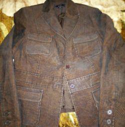 Noua jachetă Velveteen din Germania