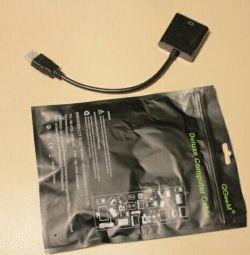 Vga - hdmi adapter adapter