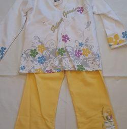 New pajamas Azizbebe 9-10 years