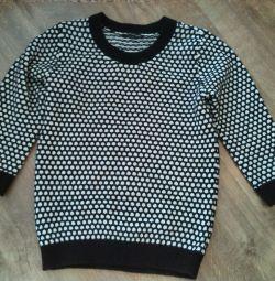 Το πουλόβερ του Tom Taylor
