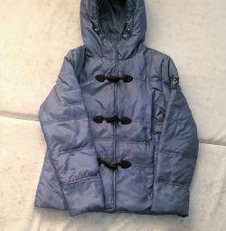 Подростковая пуховая куртка