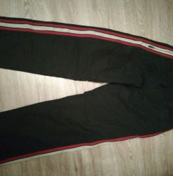 I sell sports trousers man's