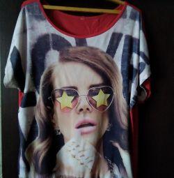 T-shirt de sex feminin dimensiune 50-52