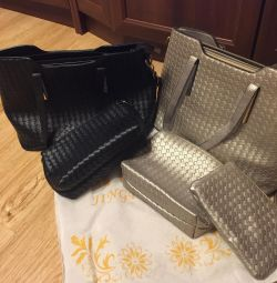 I sell two bags new 3 in 1