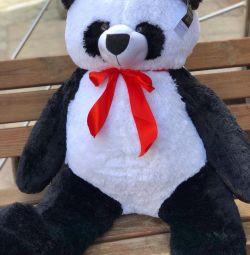 Μεγάλη βελούδινη Panda