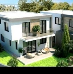House 4 bedrooms. Latsia