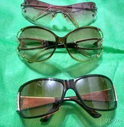 Yeni güneş gözlüğü