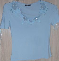 Μπλούζα με στρας, p-44