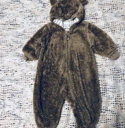 Jumpsuit Bear