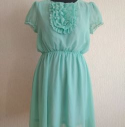 Dress color Tiffany