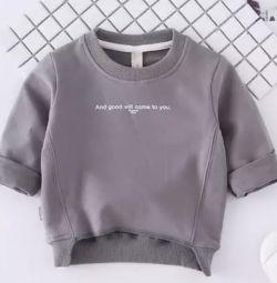 O nouă bluză elegantă sau un pulover casual