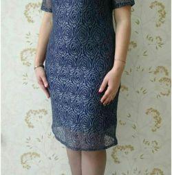 Платье(50-56)