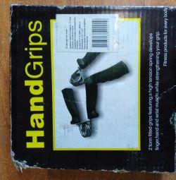 Expander of a hand (clothespeg) EC RJ0202E