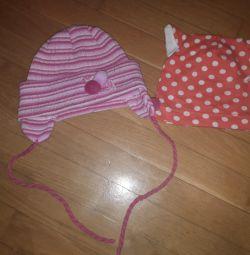 2 pălării