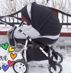 Winter stroller