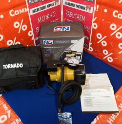Tornado ac 580 kompresör