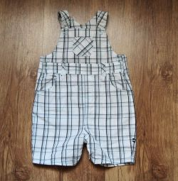 Jumpsuit mothercare (3-6 μήνες)