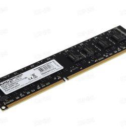 Оперативна пам'ять AMD r538g1601u2s-uo 8 ГБ DDR3