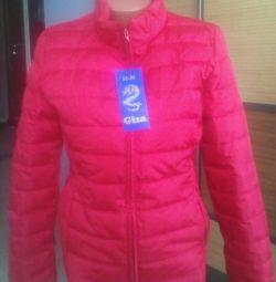 Куртка нова деми